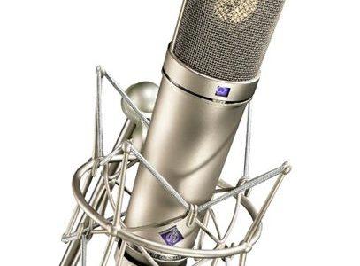 ボーカル録音 /プロが実際に現場で使うマイク